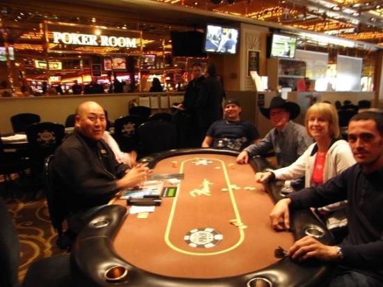 โรงแรมฟลามิงโกแอนด์คาสิโน: 06/12 Las Vegas Seb play and Win a tournment at the Flamingo!