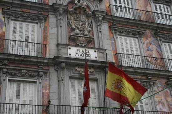 Plaza Mayor: Plaza Major