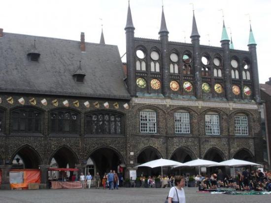 ลือเบค, เยอรมนี: Lübeck, Alemania