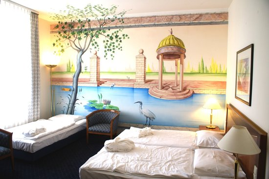 Göbels Hotel Quellenhof: notre chambre 422