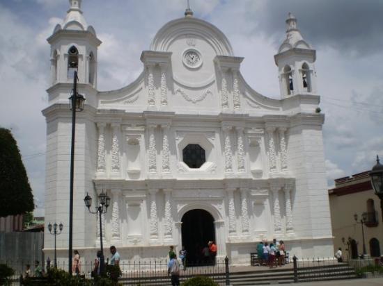 Santa Rosa de Copan, Honduras: Iglesia de Santa Rosa de Copán