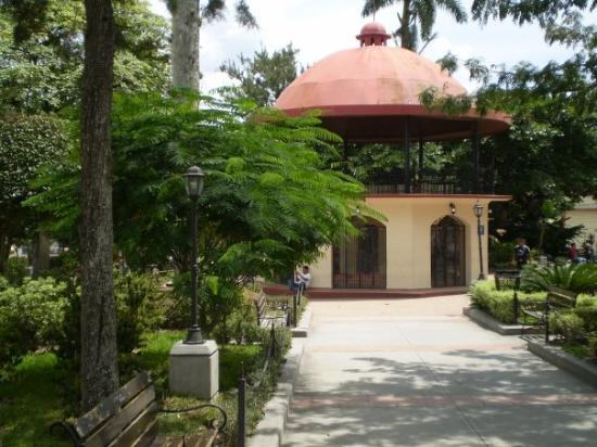 Santa Rosa de Copan, Honduras: Kiosco del Parque central