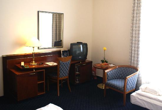 bad wildungen brunnenallee ostern 2008 picture of bad wildungen hesse tripadvisor. Black Bedroom Furniture Sets. Home Design Ideas