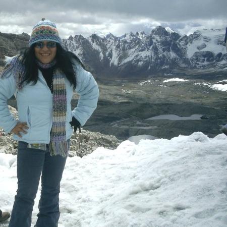 Huaraz, เปรู: Nevado de Pastoruri. Huaráz - Perú.