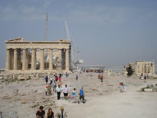 พาร์เธนอน: The Parthenon
