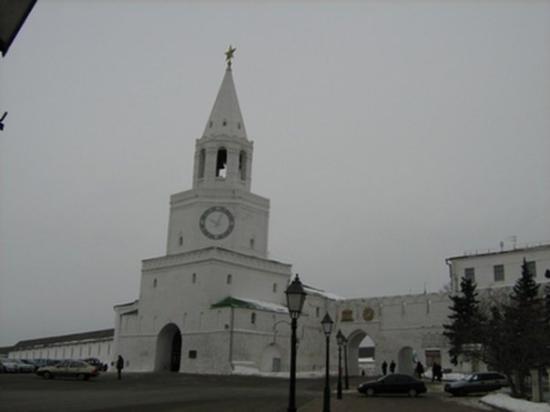 คาซันเคร็มลิน: Kazan Kremlin