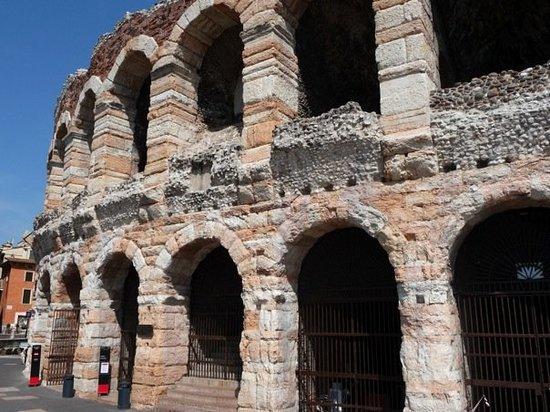 Verona, Itália: Vérone - les arennes