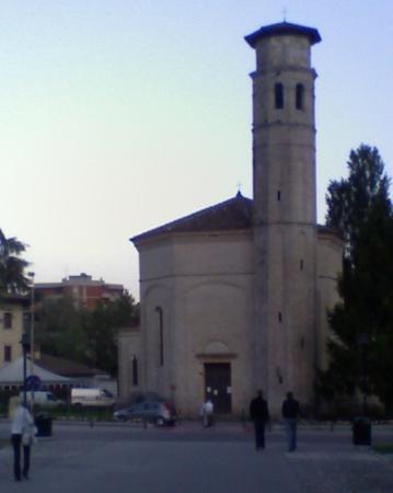 Pordenone - Chiesa della Ss. Trinità