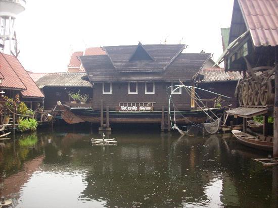 Ban Sukchoke Resort: notre chambre