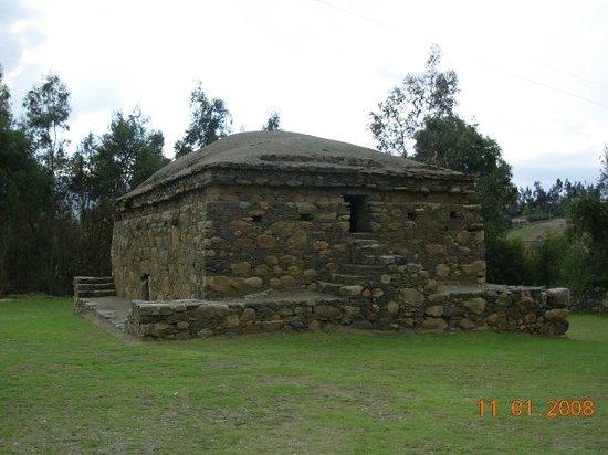 Monumento Nacional Wilcahuain Ruin