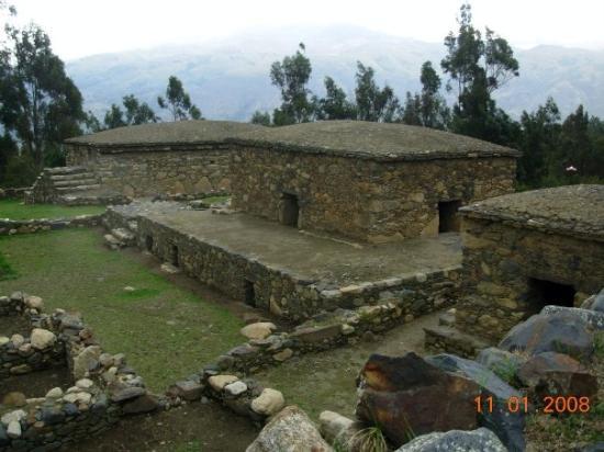 Huaraz, เปรู: Ichic Willcawain