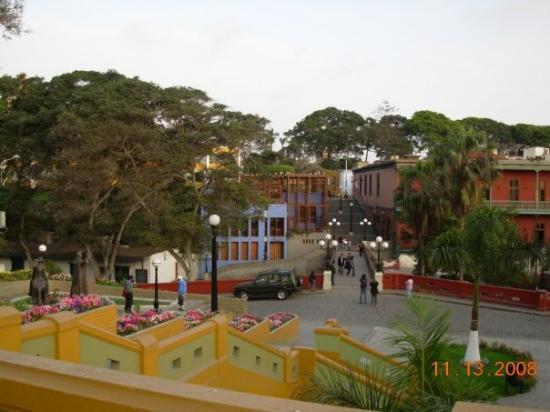 Puente de los suspiros- Barranco