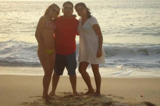 Gemelas: En la plaia Vane, Luis i ioO!