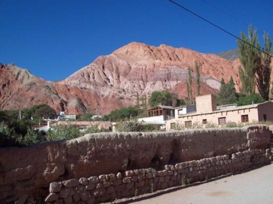 Purmamarca ภาพถ่าย