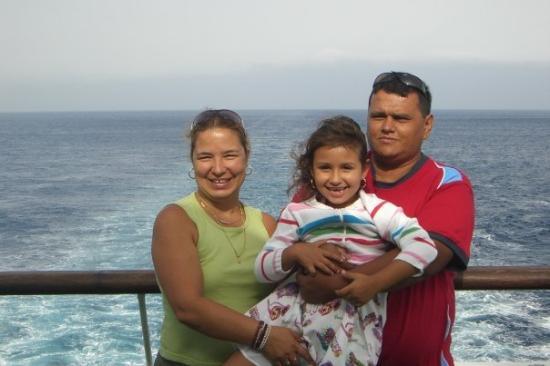 ลัสปัลมัส เดอ กรัง คานาเรีย, สเปน: FAMILIA SCHWEIGER TRUJILLO