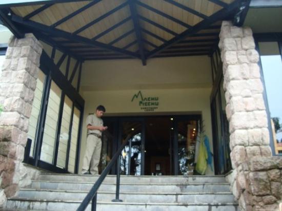 มาชูปิกชู, เปรู: Sanctuary Lodge.. cheapest room up there $600