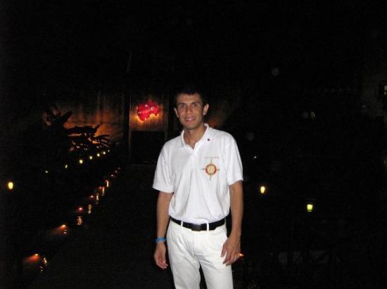 Imagine Punta Cana Disco : Entrada a la discoteca Imagine