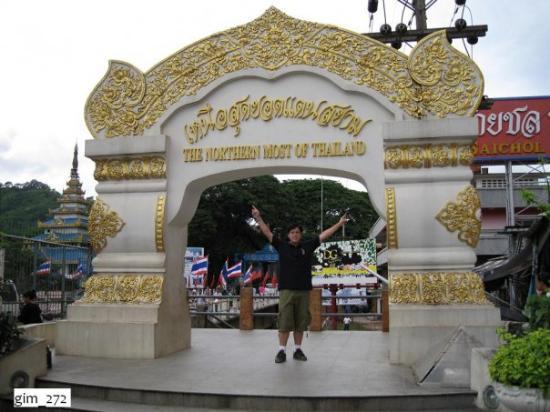 เมืองเชียงราย, ไทย: Mae Sai Border  - Thai, Burmese Border
