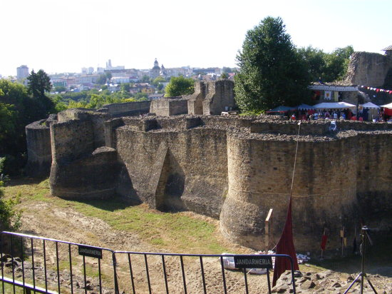 Princely Fortress of Suceava