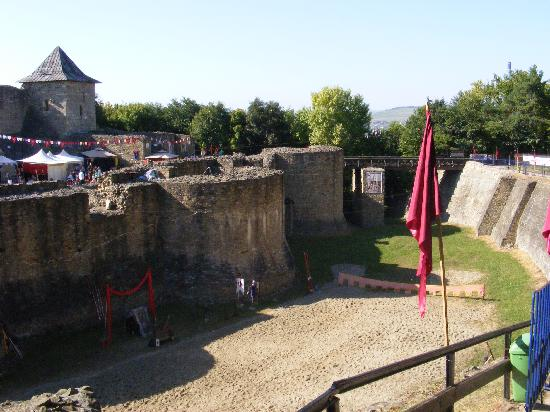 Suceava Fortress 3