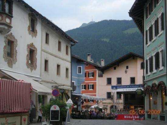 Kesä Kitzbühelissa