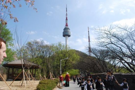 หอคอยโซล: C'est N Séoul Tower