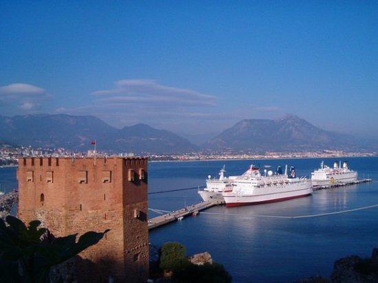 Alanya Shipyard