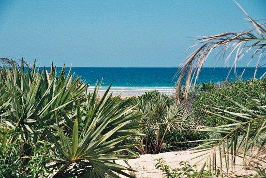 Inhambane Province, โมซัมบิก: Indian Ocean, Barra