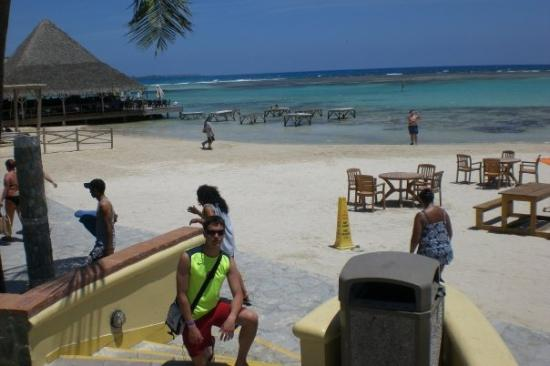 Boca Chica, สาธารณรัฐโดมินิกัน: Vista de la platja