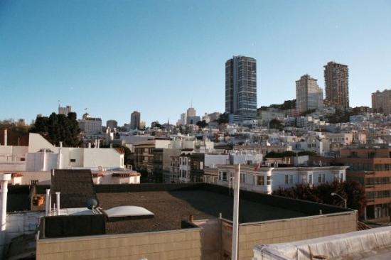 Lombard Street: San Francisco