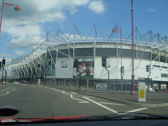 Derby County Football Club  - The iPro Stadium