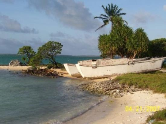 My favorite Picture.  The Fanning Island
