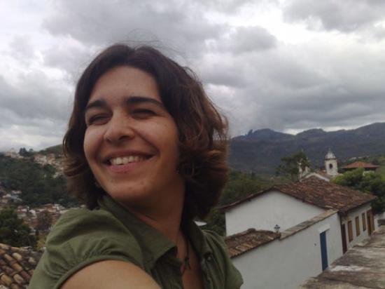 Feliz, feliz, do murinho da São Francisco, em Ouro Preto.