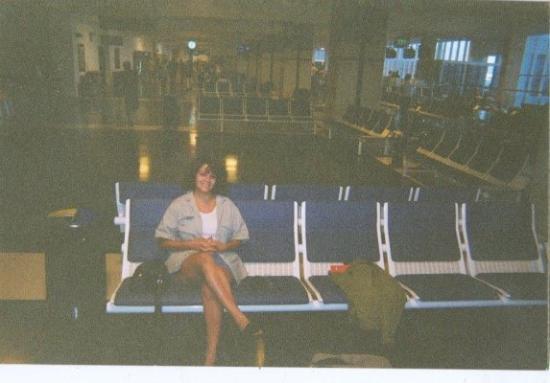 ลัสปัลมัส เดอ กรัง คานาเรีย, สเปน: Las Palmas, Spain-Airport