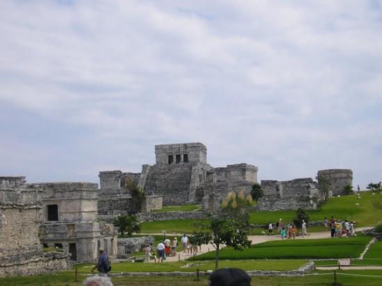 ซากเมืองมายันแห่งทูลุม: Le rovine di Tulum