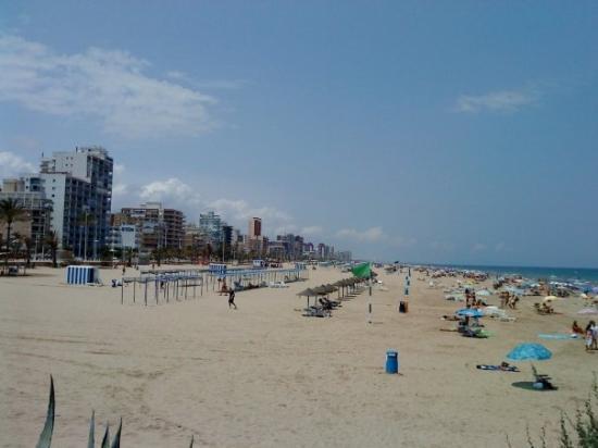 กันดีอา, สเปน: Playa de Gandía