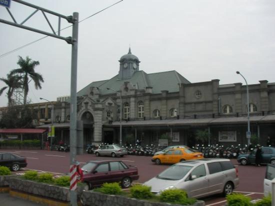 ซินจู๋, ไต้หวัน: Hsinchu Tranin Station