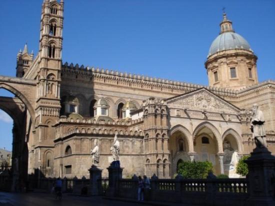 Cattedrale di Palermo: Kathedrale von Palermo