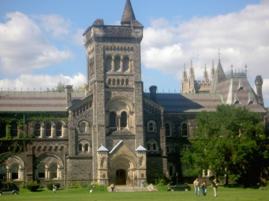 University of Toronto: L'Università di Toronto (2006)