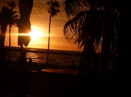 เซนต์กิลดา, ออสเตรเลีย: stupendità di tramonto...