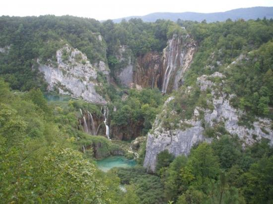 Plitvica, โครเอเชีย: Parco Nazionale di Plitvička (Croazia), patrimonio UNESCO