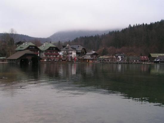 Schoenau am Koenigssee, เยอรมนี: Konigssee Lake in Berchesgarden, Germany