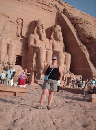 อาบูซิมเบล: temple d'Abu Simbel