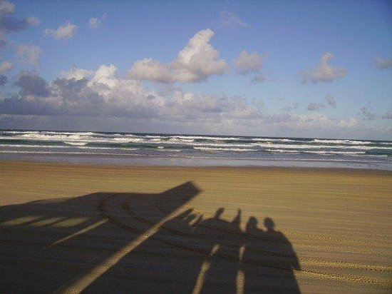 นุซา, ออสเตรเลีย: Fraser Island