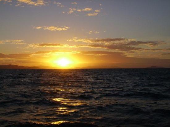 Magnetic Island, ออสเตรเลีย: sunset