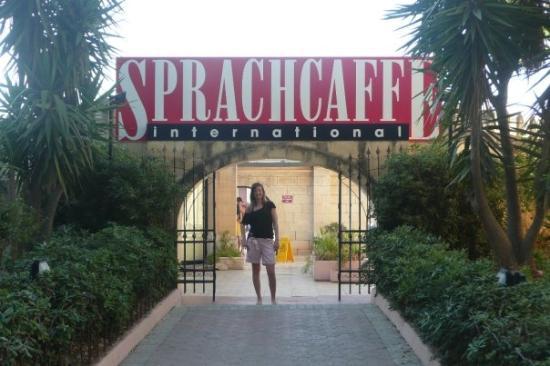Saint Julian's, มอลตา: Sprachcaffe !! :D