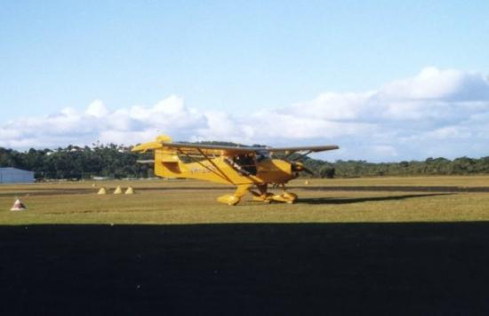คอฟส์ฮาร์เบอร์, ออสเตรเลีย: Me trying to fly in a Gazelle Coffs Harbour NSW