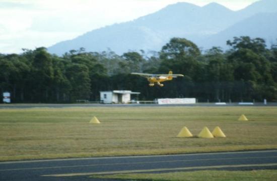 คอฟส์ฮาร์เบอร์, ออสเตรเลีย: Me trying to land in a Gazelle Coffs Harbour NSW