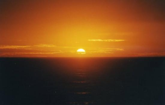 คอฟส์ฮาร์เบอร์, ออสเตรเลีย: Sunrise, Coffs Harbour NSW