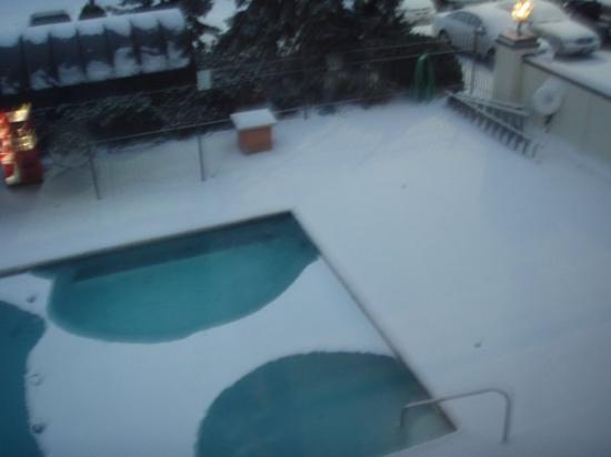 Hotel Avyan: froze....